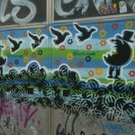 14 lisboa graffiti - italiani a lisbona - foto