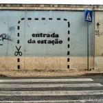 29 lisboa graffiti - italiani a lisbona - foto
