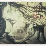 3 lisboa graffiti - italiani a lisbona - foto