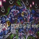 41 lisboa graffiti - italiani a lisbona - foto