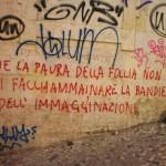61 lisboa graffiti - italiani a lisbona - foto