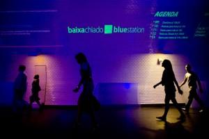 Metro Lisboa Baixa-Chiado PT Bluestation Foto Lisbona Metropolitana