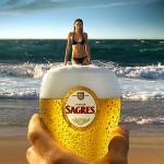 Sagres Cerveja portugal