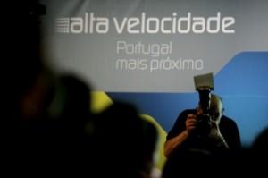 TGV Portugal - no alla TAV in Portogallo alta velocità Lisbona Madrid