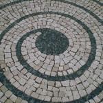 marciapiedi di Lisbona a Lisboa 2
