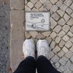 marciapiedi di Lisbona a Lisboa 3