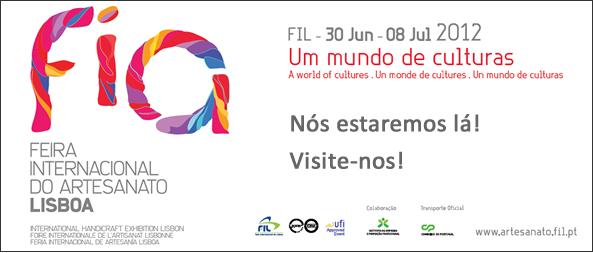 Feira Internacional do Artesanato Lisboa 2012 fiera dell'artigianato a lisbona