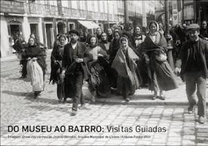 Museu das comunicações - visitas guiadas Madragoa lisboa bairro