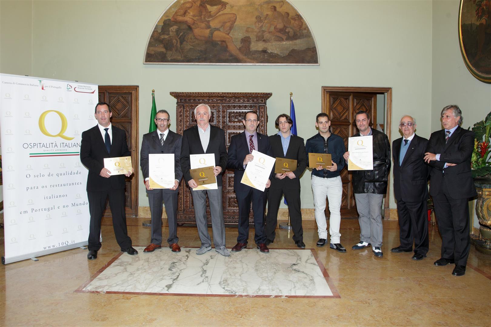 Ospitalità Italiana – Ristoranti Italiani nel Mondo - Ristoranti premiati in Portogallo ristoranti italiani a lisbona