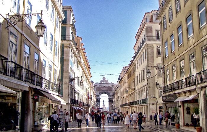Baixa Lisboa - Rua Augusta