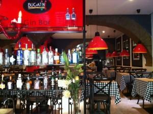 Osteria Bucatini - Gin Bar a Lisbona