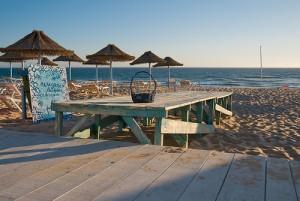 Praia da Caparica, Costa da Caparica, Portugal