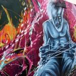 1 lisboa graffiti - italiani a lisbona - foto