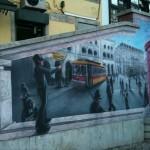 13 lisboa graffiti - italiani a lisbona - foto