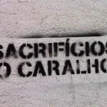 16 lisboa graffiti - italiani a lisbona - foto