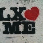 19 lisboa graffiti - italiani a lisbona - foto