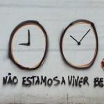 2 lisboa graffiti - italiani a lisbona - foto