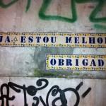 43 lisboa graffiti - italiani a lisbona - foto