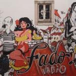 52 Lisboa graffiti Italiani a Lisbona foto