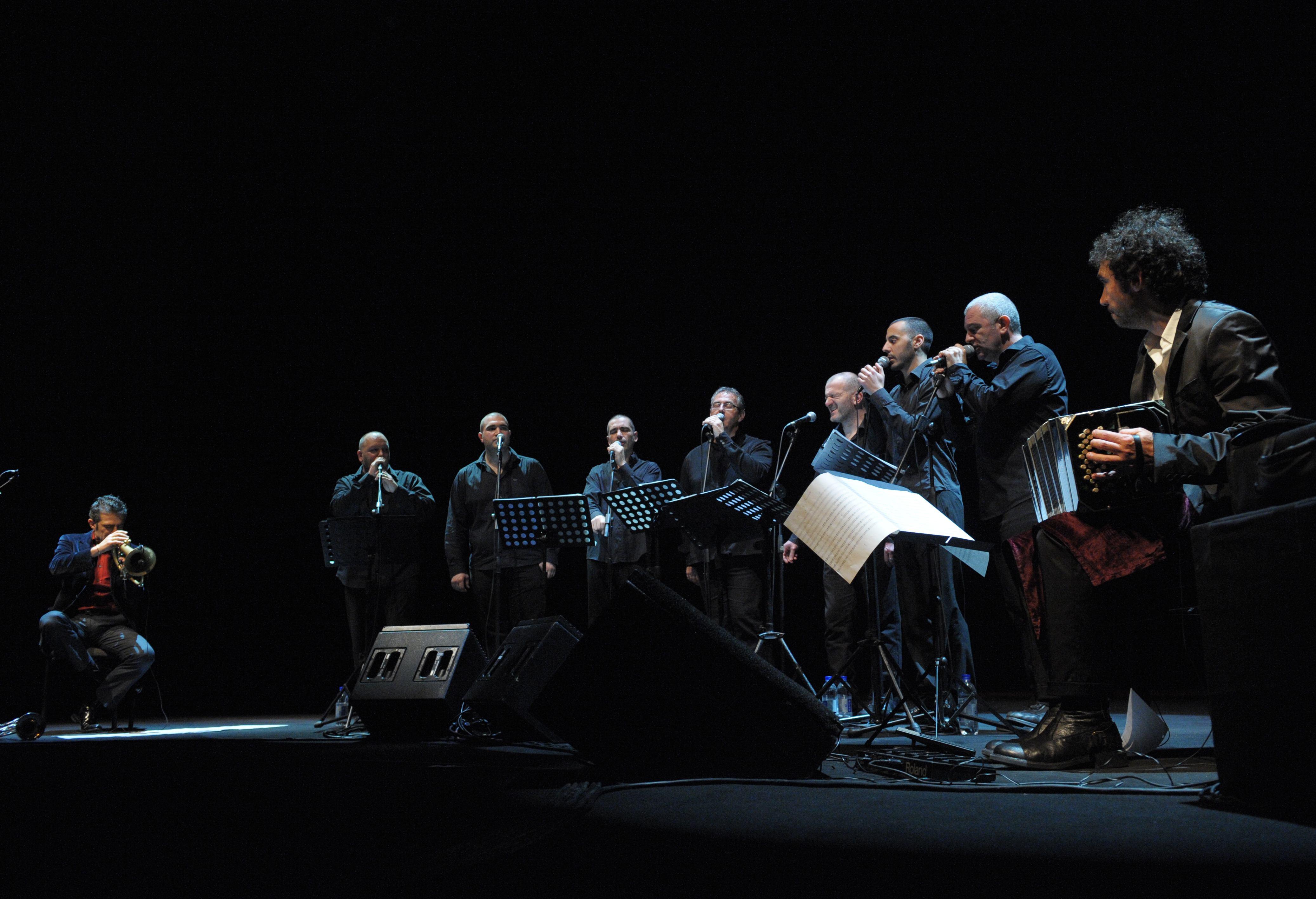 Paolo Fresu Mistico Mediterraneo live jazz
