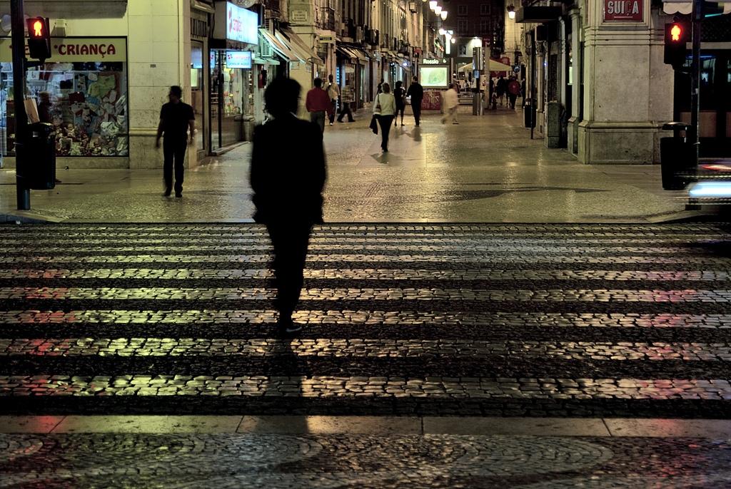 Lisboa Lisbona luci luz