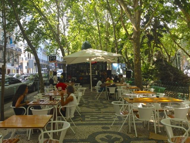 Avenida da Liberdade - InterConnexia lisboa