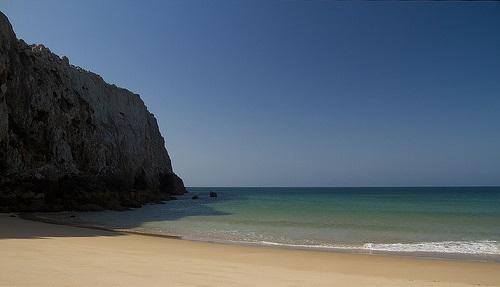 Praia do Beliche, Portugal